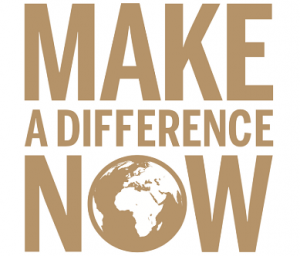 Make A Difference Now Logo
